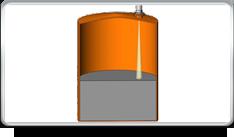 Радарные датчики уровня для цистерн и нефтехранилищ
