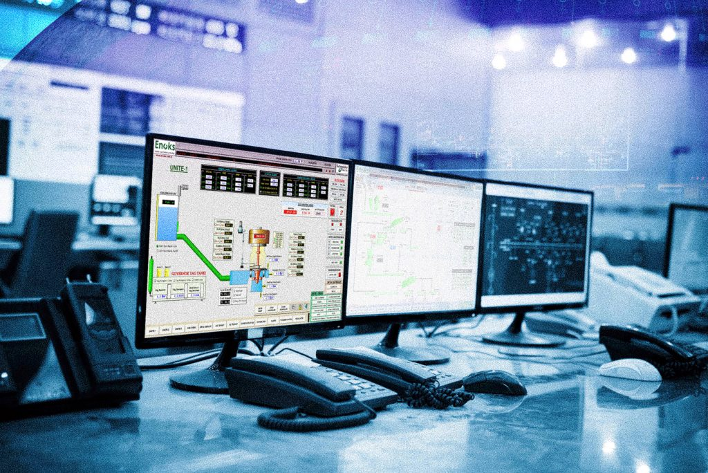 Power systems monitoring
