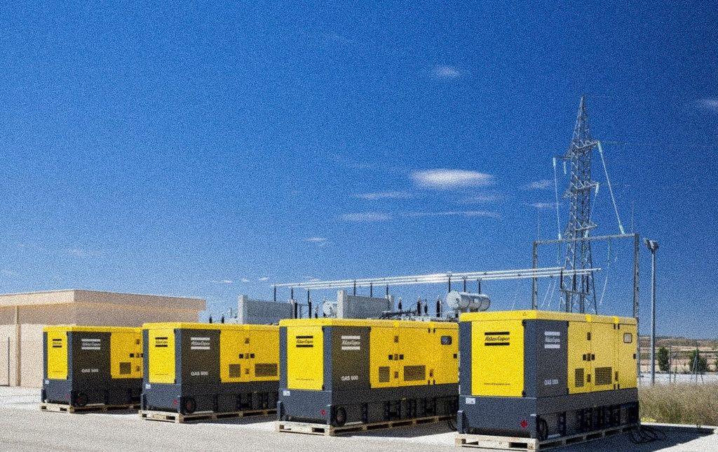 Dizel generatorlara və stasionar obyektlərə nəzarət