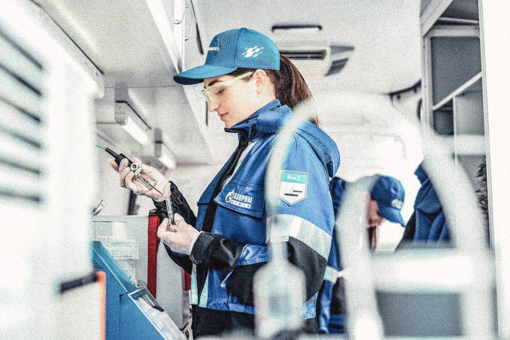 Gas stations monitoring