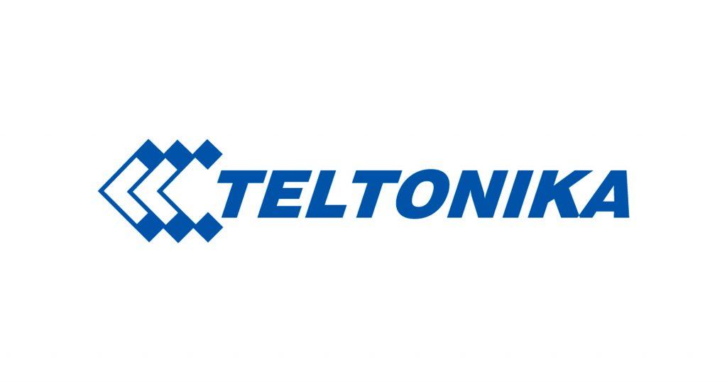 Логотип Teltonika. Европейский производитель, специализирующийся на производстве оборудования и ПО для GPS/GLONASS мониторинга транспортных средств.