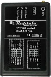 GPS трекер FM-Eco3-Glonass